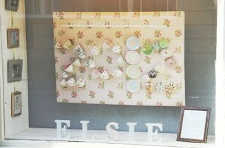 celebrating 10 years with   Elsie florence vintage china hire.