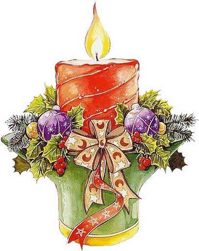 Resultado de imagen para dibujos navide os a color para - Motivos navidenos para pintar en tela ...