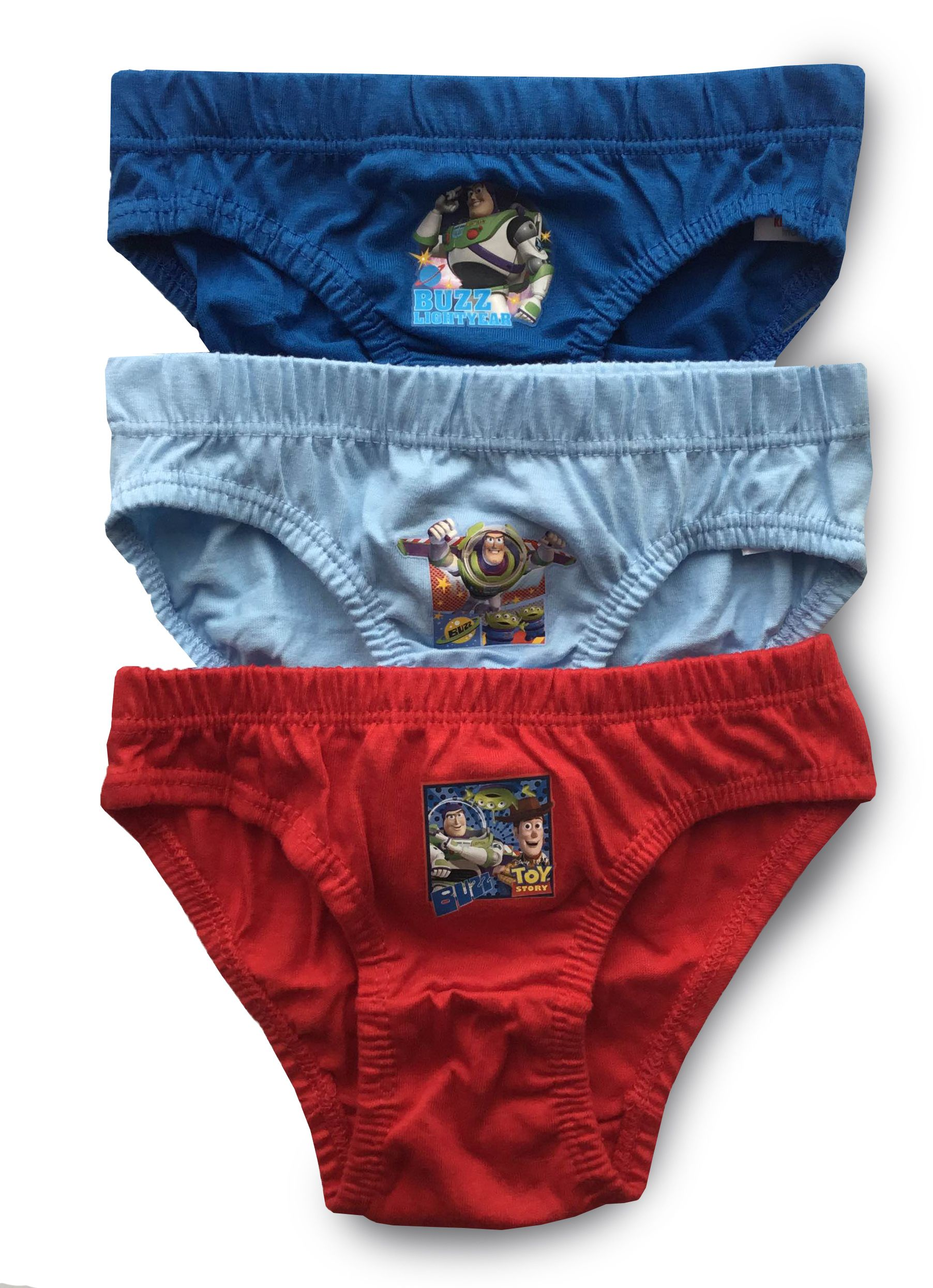Toy Story Pants Briefs Underwear Toystory Disney Pixar Buzz
