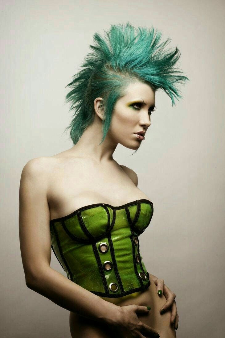 Pin by scarlettrose lucinda on hair to have pinterest mohawks