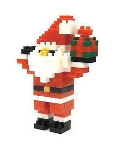 Pere Noel Lego pere noel legos | Lego village de noël, Cadeaux lego, Lego noël
