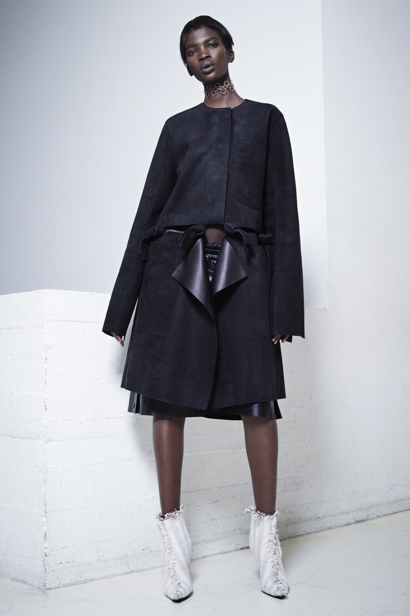 Acne Studios Resort 2016 Fashion Show - Look 7