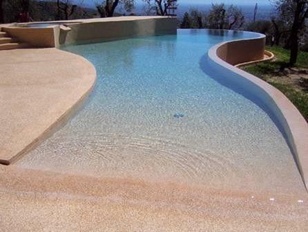 pose de b ton d sactiv ext rieur pinterest beton d sactiv beton et piscines. Black Bedroom Furniture Sets. Home Design Ideas