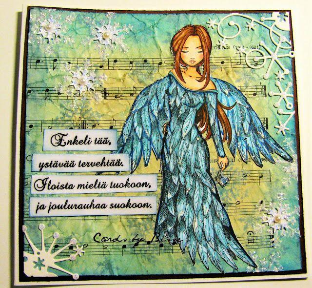 Bissen buduaari: Ihana enkeli