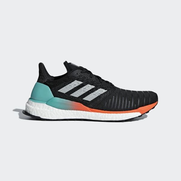 best authentic 2923f 7fae7 Solarboost Shoes Black CQ3168