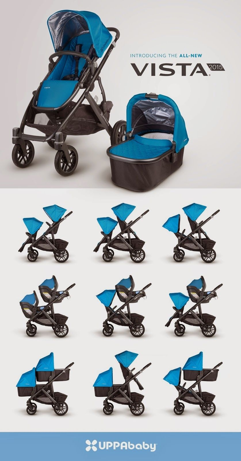 Twin stroller the best selection for any twin babies