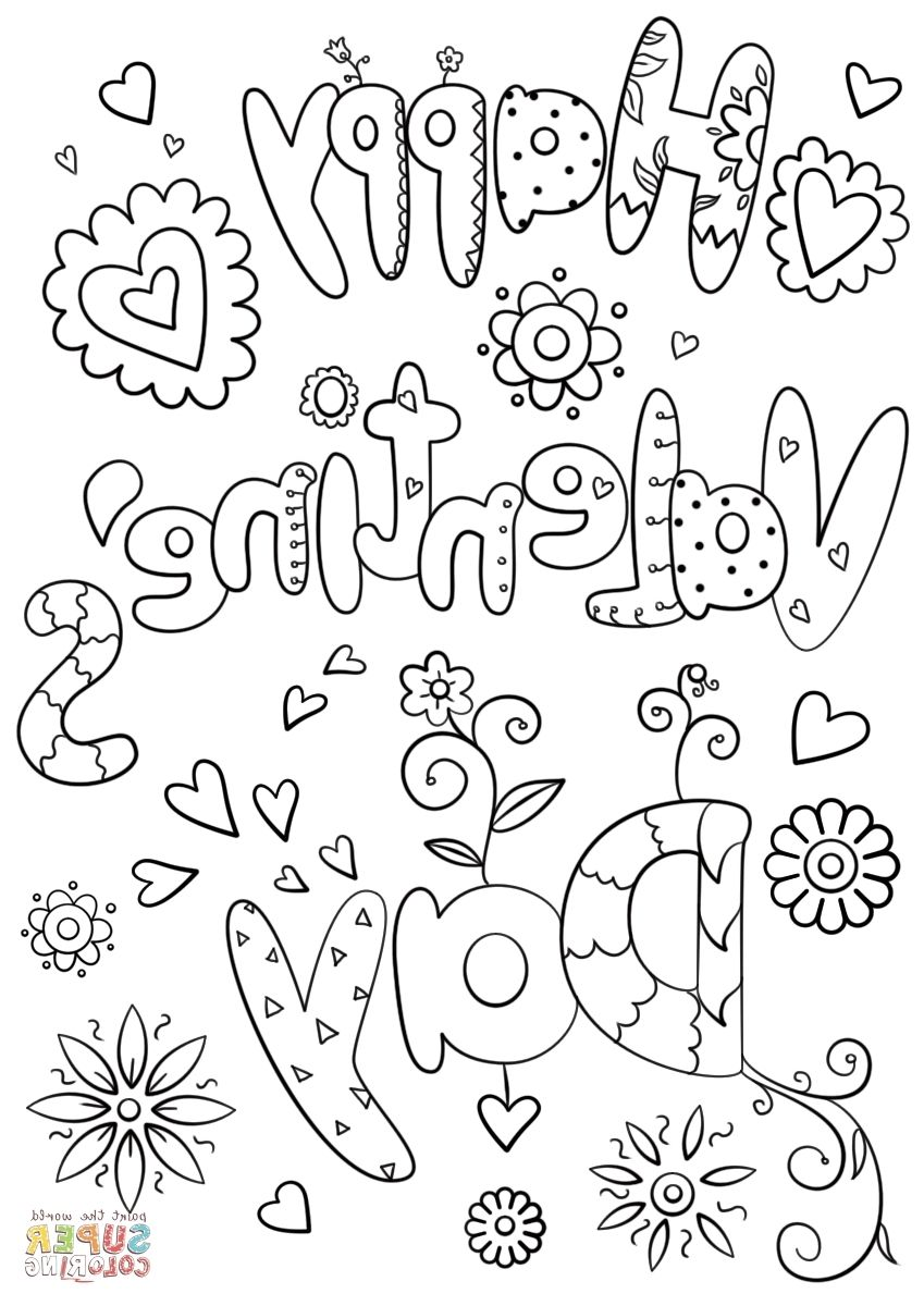Cute Dog Valentine S Day Coloring Page Free Printable No You Need To Calm Down Valentines Day Coloring Page Valentine Coloring Sheets Printable Valentines Coloring Pages