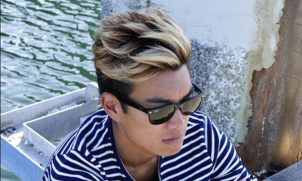 79 Must See Ombre Hair Color Shades Hairstyles Mens Hair