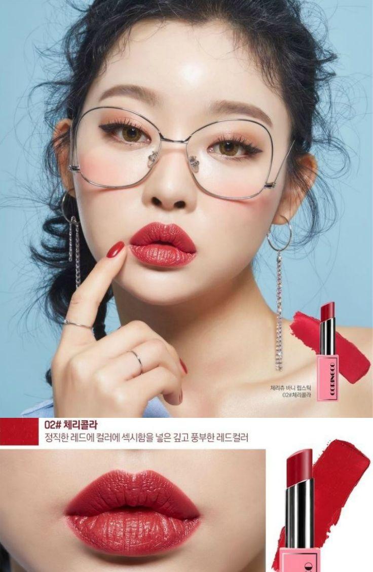 Cherry Chu Bonny Lipstick (6 Colors)