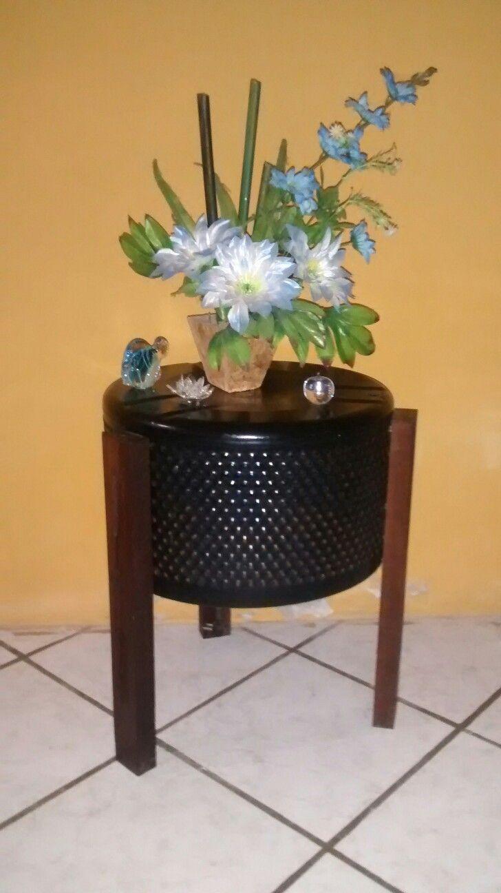 Centro de mesa - Coffee table Reciclado