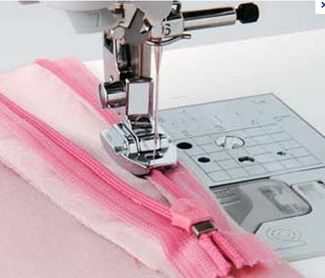 Free Motion Quilting Broderie Pied pour Brother ELNA machine à coudre