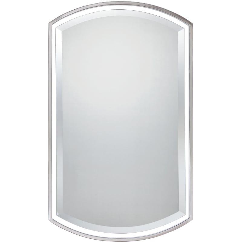 Quoizel Qr1419 Reflections 35 X 21 Rectangular Decorative Mirror