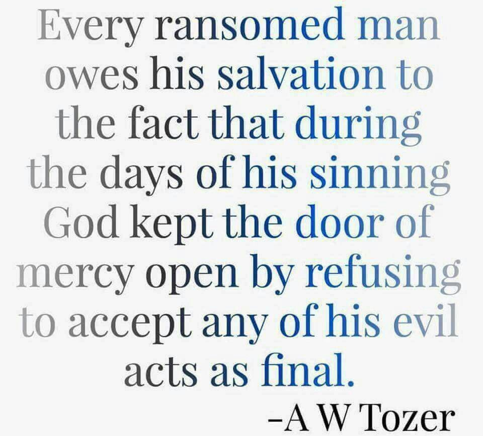 God's Mercy Quotes Christian Quotes  A.wtozer Quotes  God's Mercy  Christian