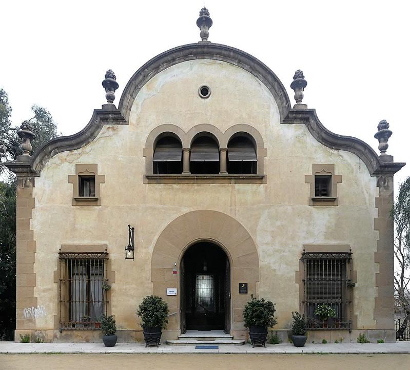 Barcelona Avinguda Mare De Déu De Montserrat 114 A Art Nouveau Architecture Architecture House Styles