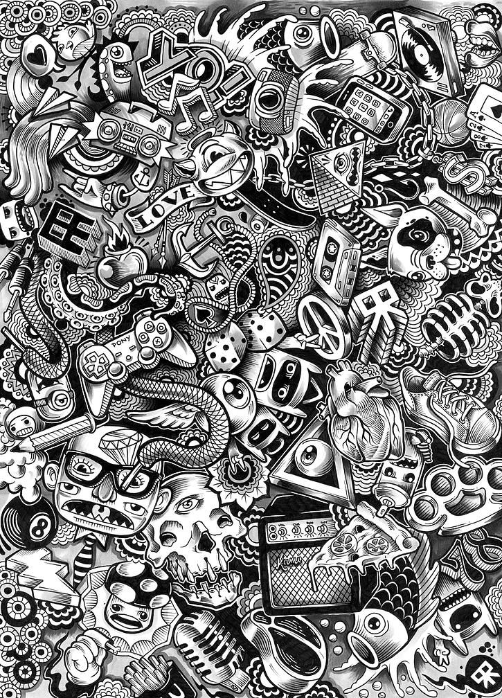 Tag It Doodle Art Graffiti Wallpaper Graffiti Wallpaper Iphone