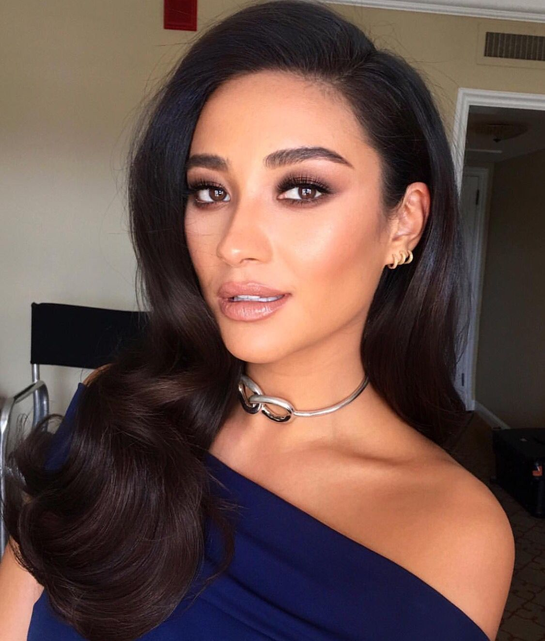 Shay Mitchell Makeup by Patrick Ta Celebrity makeup