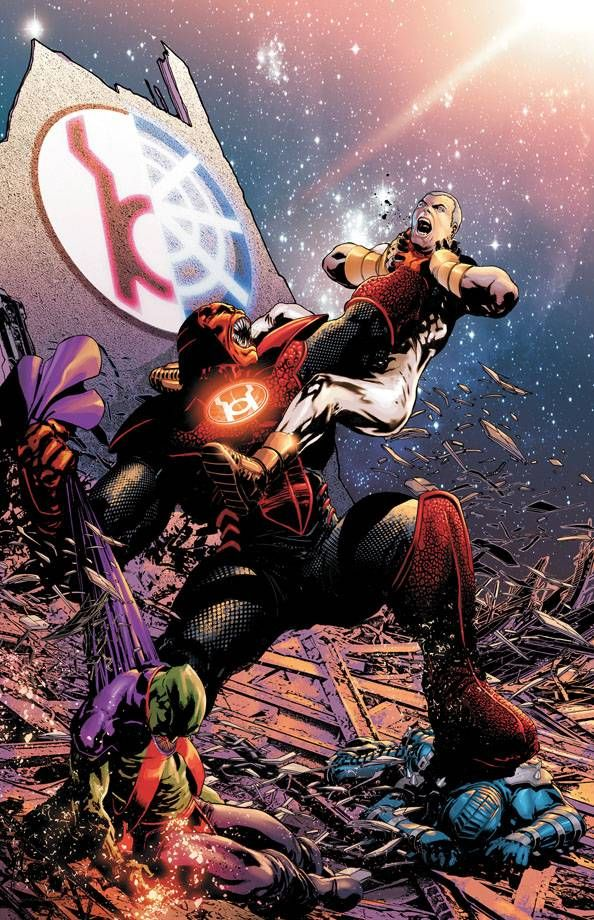 Atrocitus screenshots, images and pictures - Comic Vine   CX
