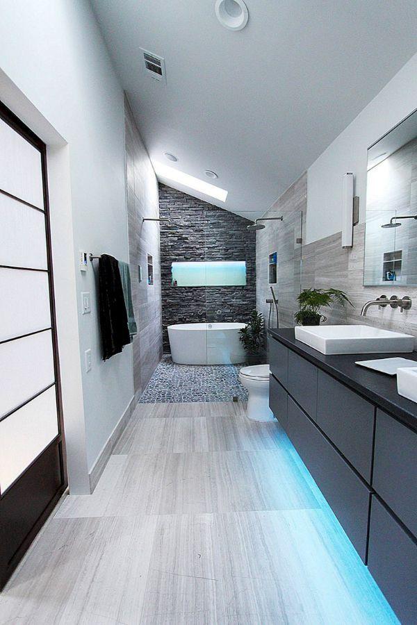 Photo of 45+ Badezimmer Design-Ideen Tipps für die Renovierung Badezimmer Teil 9