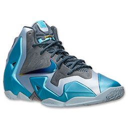 aca7e7194deb Boys  Grade School Nike LeBron XI Basketball Shoes
