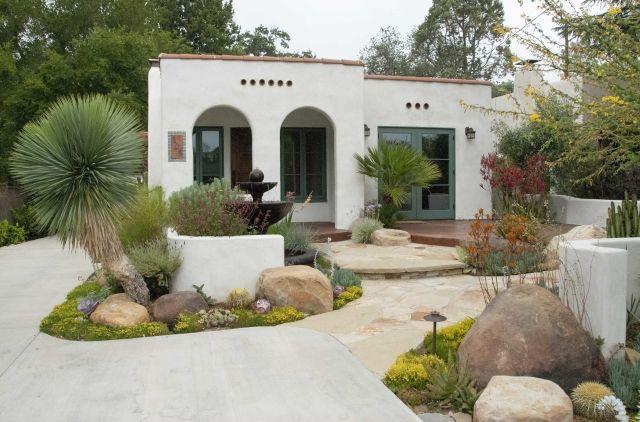 Spanish Bungalow Kerry Miller Designer & Builder Inc