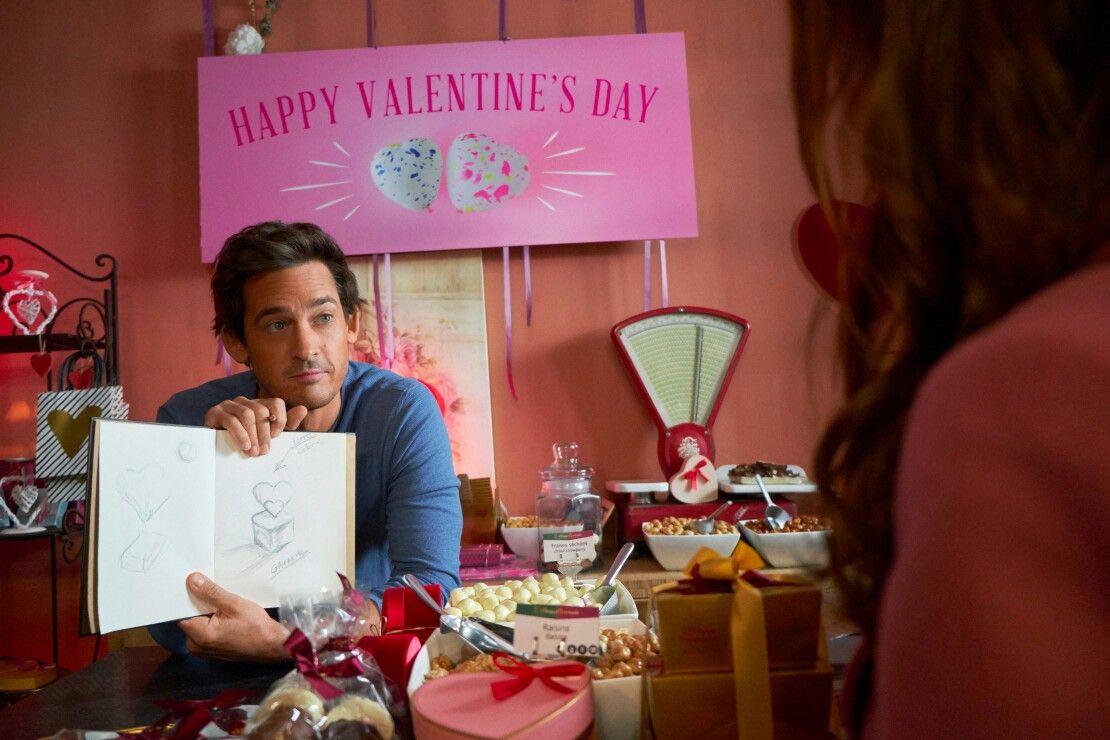 Countdown to Valentine's Day on Hallmark Channel Lacey