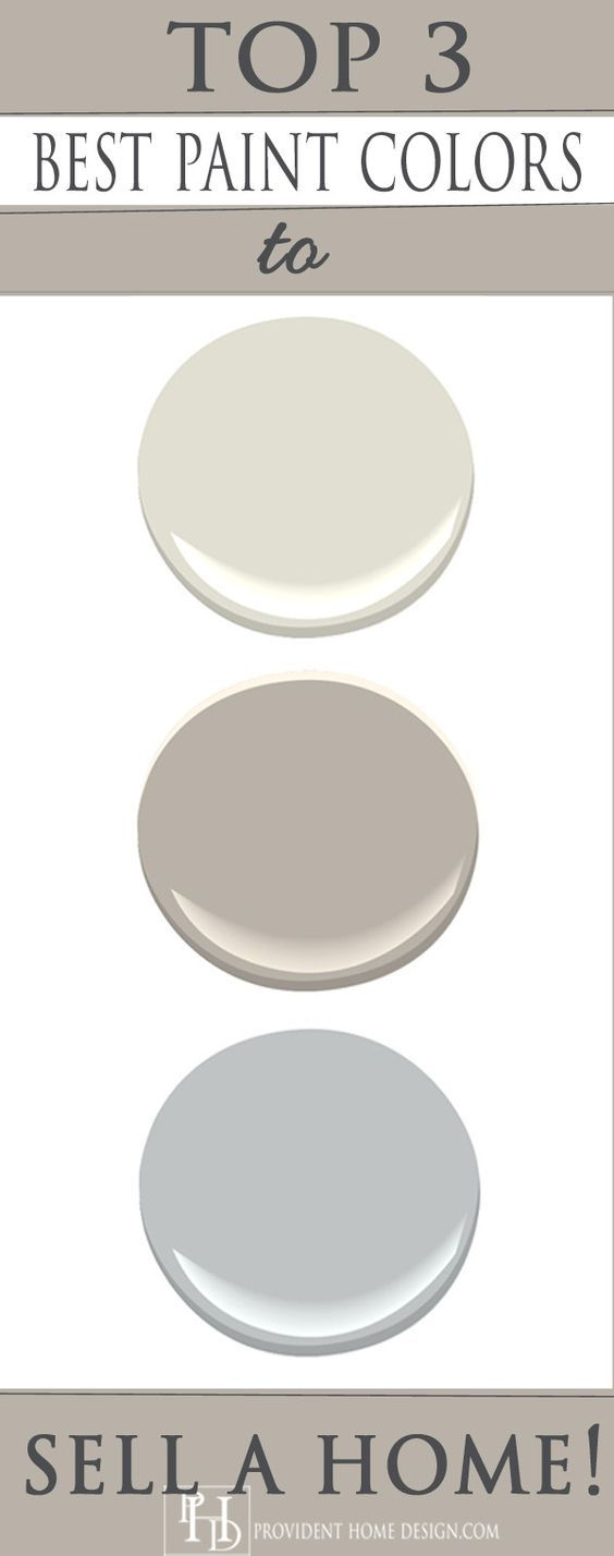 Professional Stager Shares Her Top 3 Go To Paint Colors For