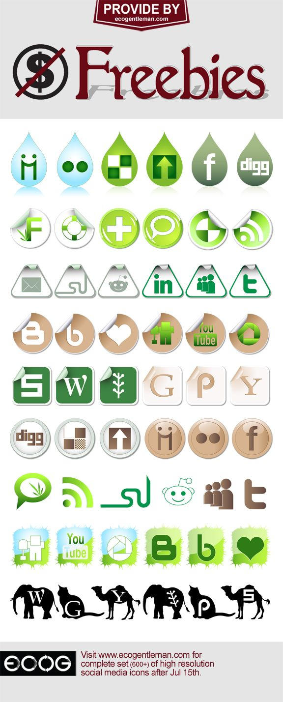eco friendly freebies