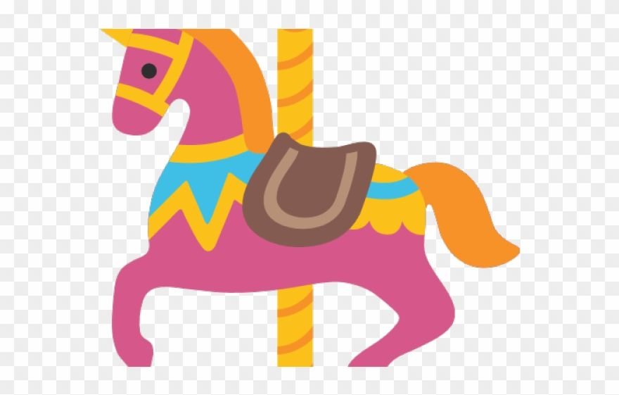 Google Image Result For Https Www Pinclipart Com Picdir Middle 257 2573959 Horse Clipart Carousel Png Download Png In 2020 Horse Clip Art Doodle Art Art