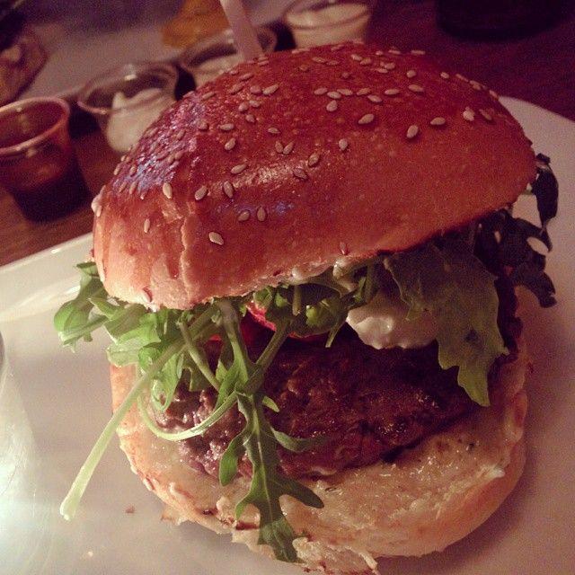 Le Tonton Jeff de Mamie Burger ! #Burger