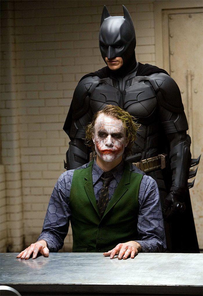 See Heath Ledger S Joker Diary From The Dark Knight Batman