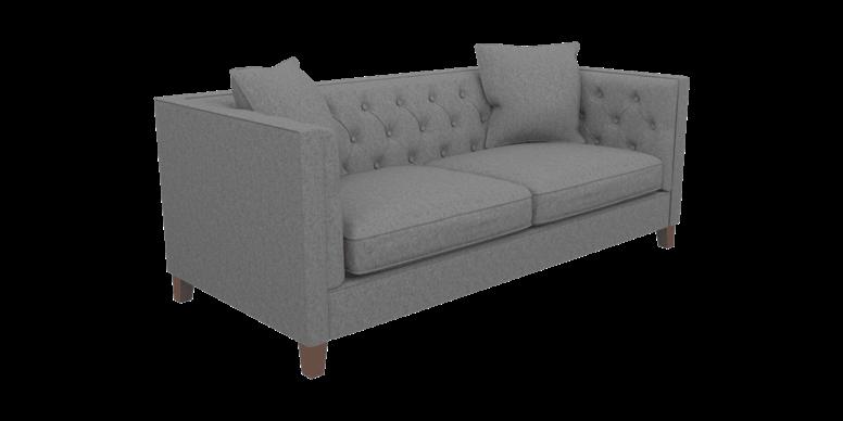 Amy Corner Sofa Bel Etage Colour Brown Brown Corner Sofa Fabric Living Room Sofa Set