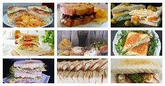 un buen sándwich, deliciosas, fáciles de hacer y muy resultones. Lo gracioso es que si nombre proviene del IV conde de Sandwich John Montagu en el año 1746 durante un juego de …