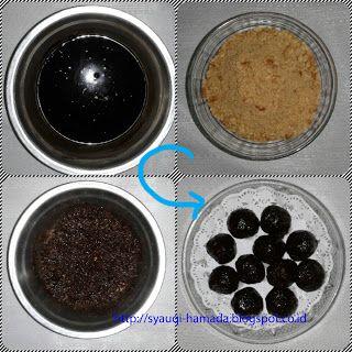 Cara Membuat Bola Bola Coklat Dari Biskuit Marie Coklat Master Chef Biskuit