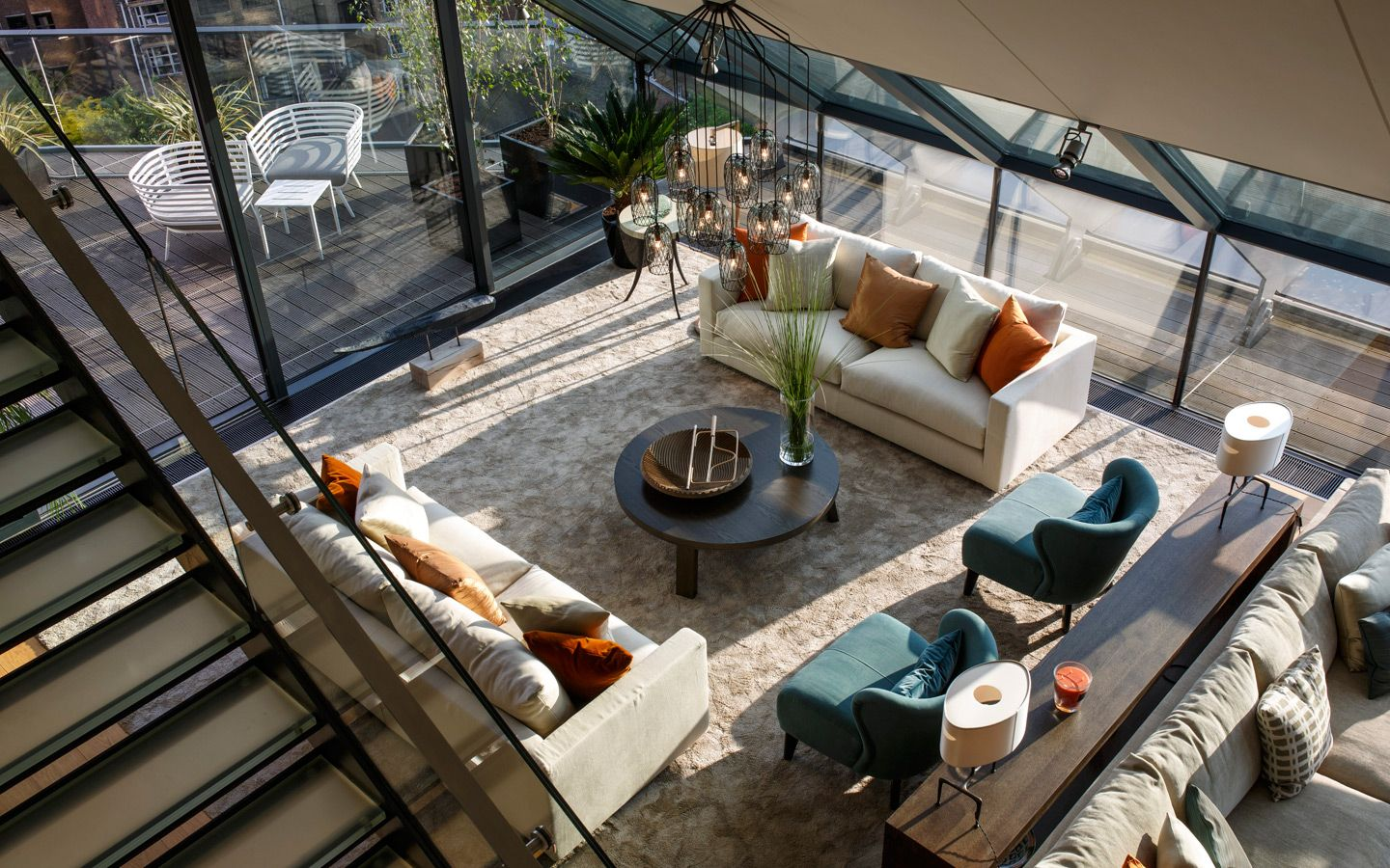 Studio reed jonathan reed s spare crafted interior design - Take A Look Through Our Penthouse Galleries Looking At The Interiors Architecture Landscapes Amenities Views From Our Beautiful Penthouses