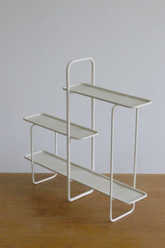 1950 mathieu mategot meuble etagere moderniste bauhaus constructiviste design furniture. Black Bedroom Furniture Sets. Home Design Ideas