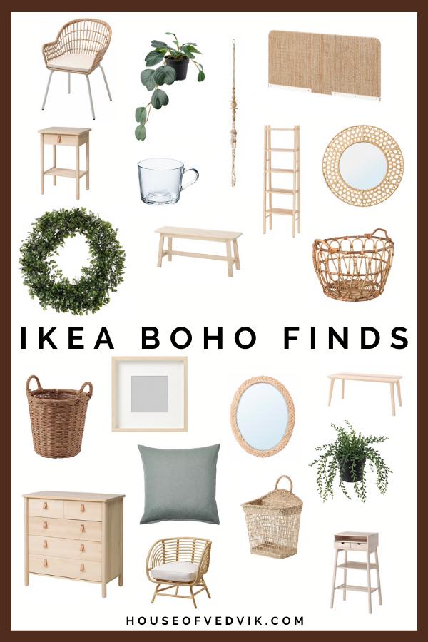 BOHO IKEA FINDS YOU WILL LOVE