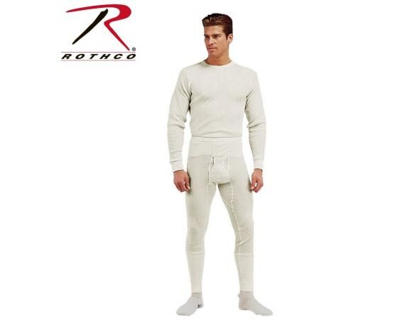 Waffle Cotton Thermal Underwear