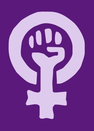 Woman Power Logo The Women S Movement Often Co Opted Symbols From