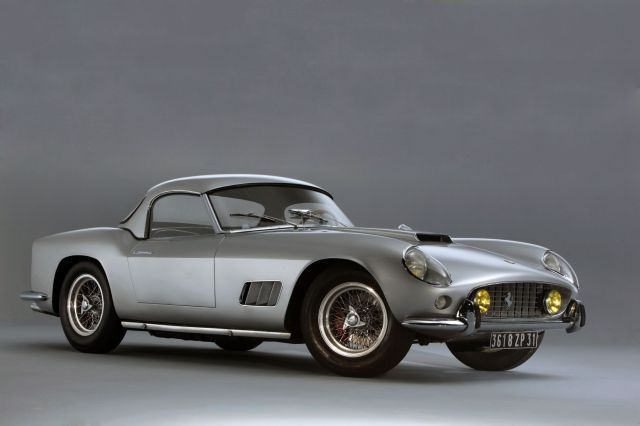 1959 Ferrari 250 Gt California Spyder With Hard Top With Images