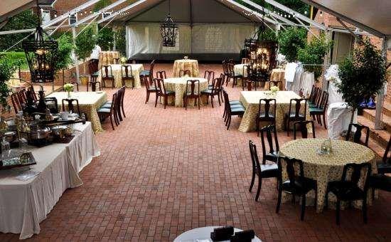 The William Mary Alumni House A Unique Wedding Venue In
