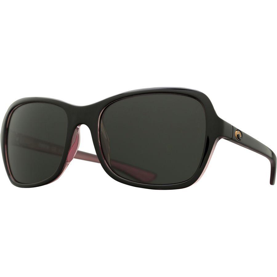 costa kare 580g polarized sunglasses women u0027s sunglasses gray