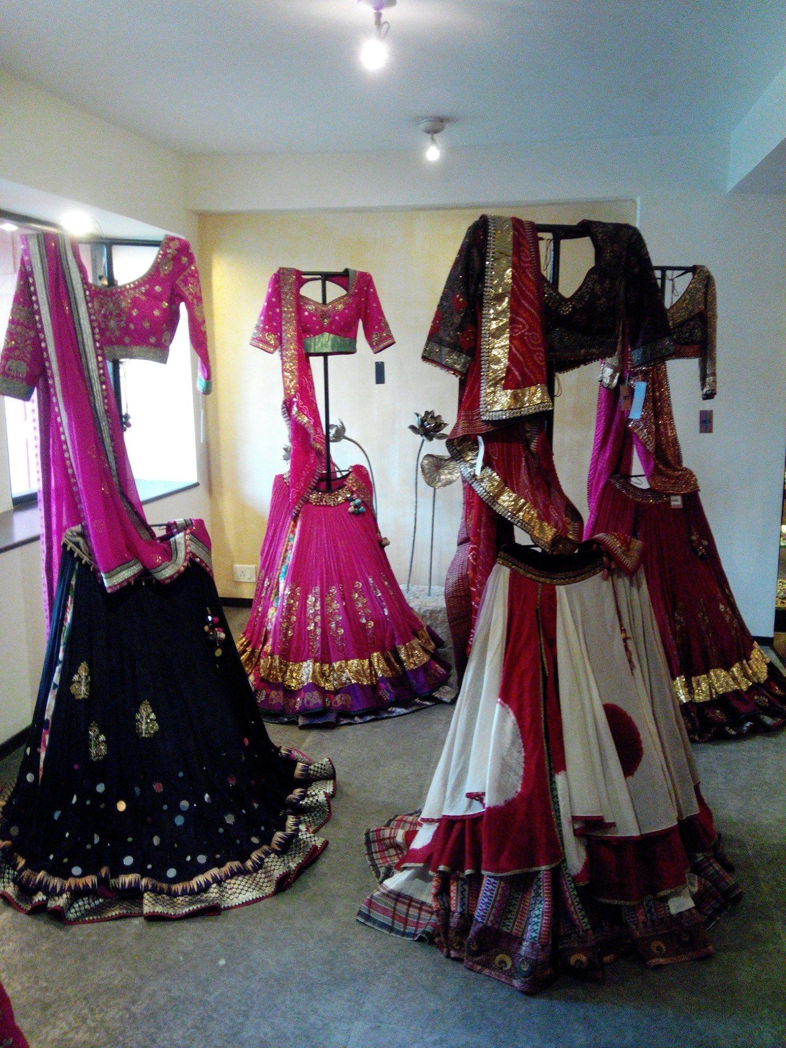 Ram-Leela Lehengas | Deepika padukone lehenga, Navratri ...