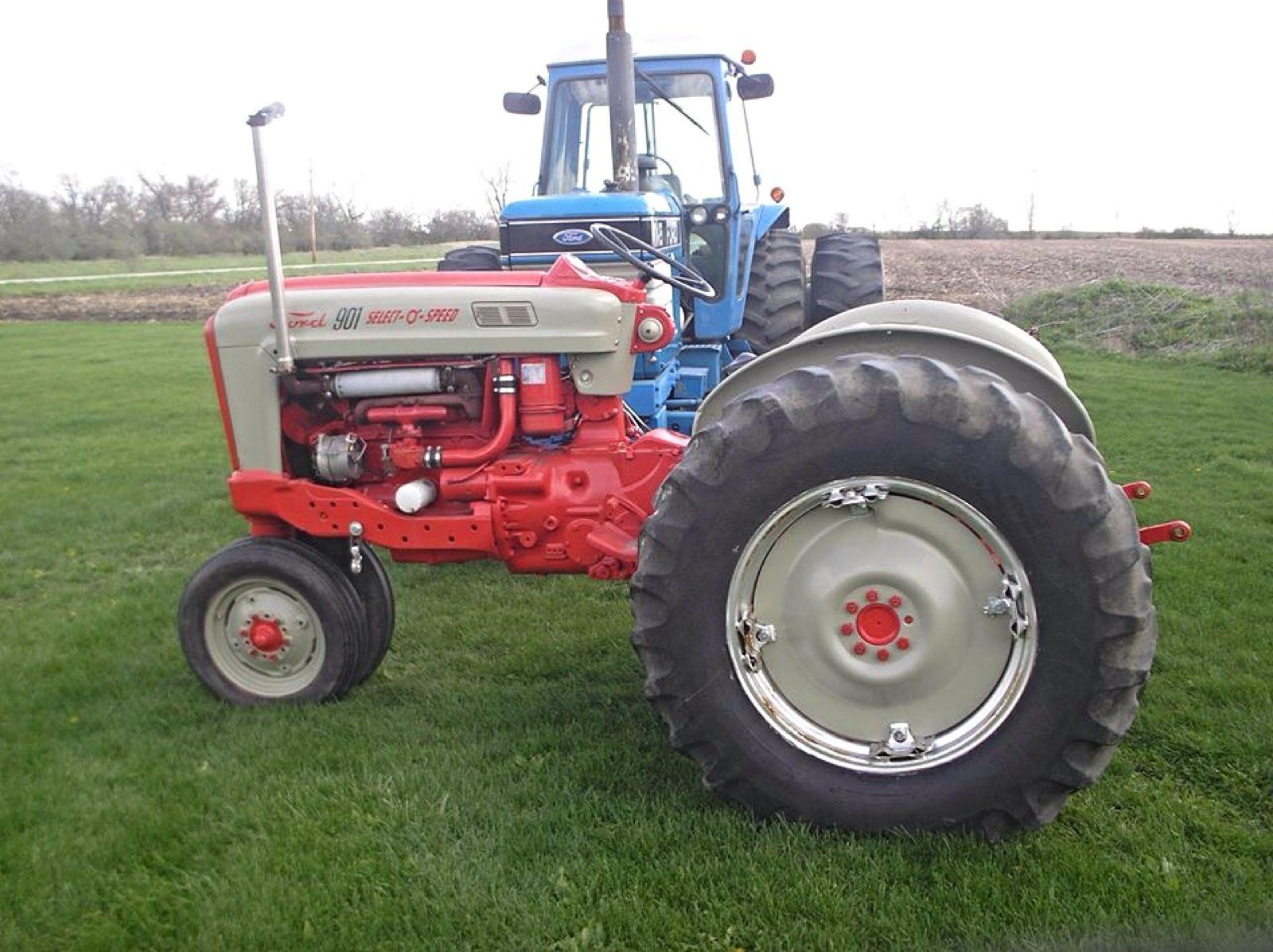 1964 Ford 2000 Tractor 4000 Parts Diagram Car Darren Obvod1 Public Circuit Online Simulator Docircuits 901 Select O Speed Traktor Pinterest Tractors Rh Com