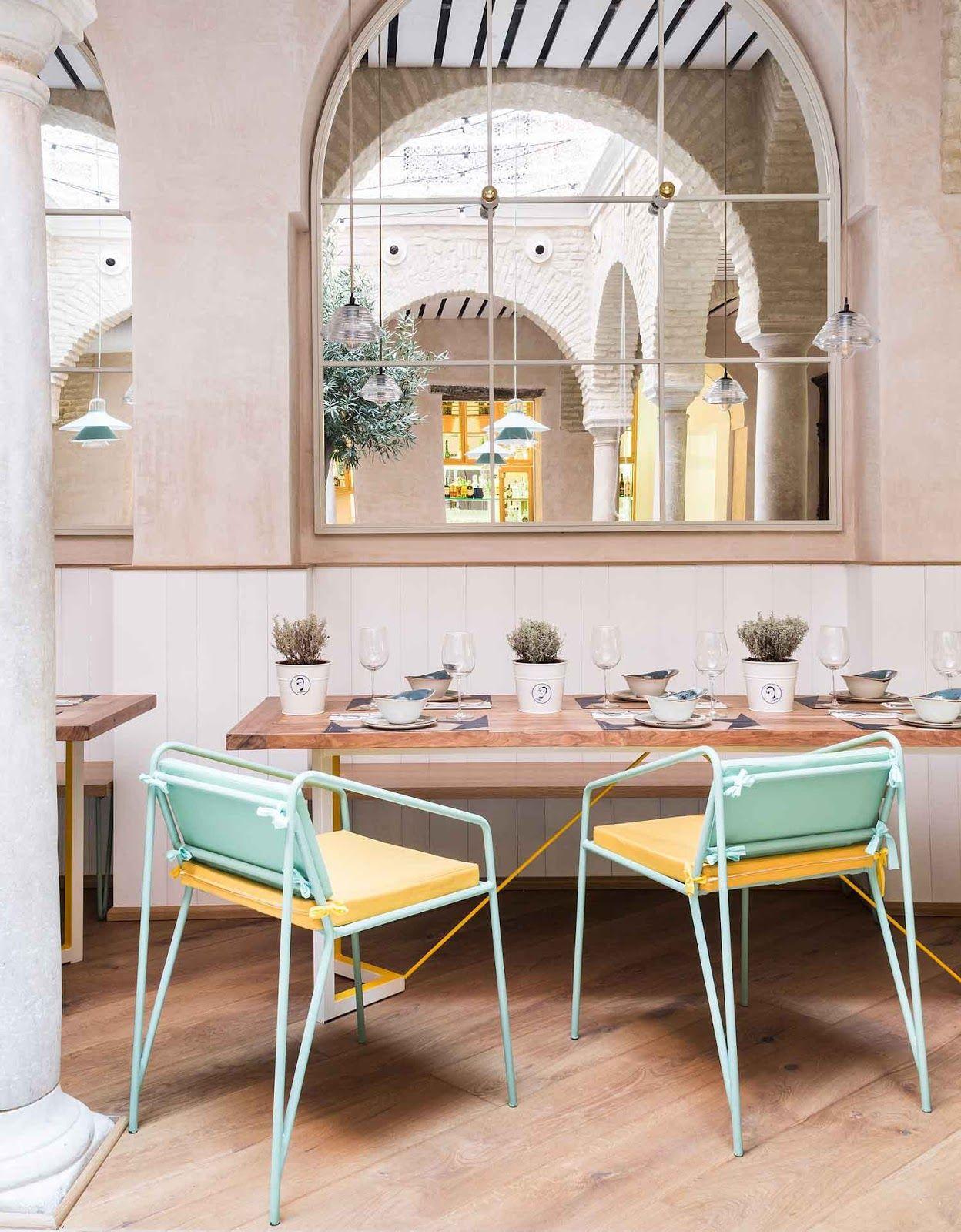 Restaurante de diseño en Sevilla, restaurantes imprescindibles en ...