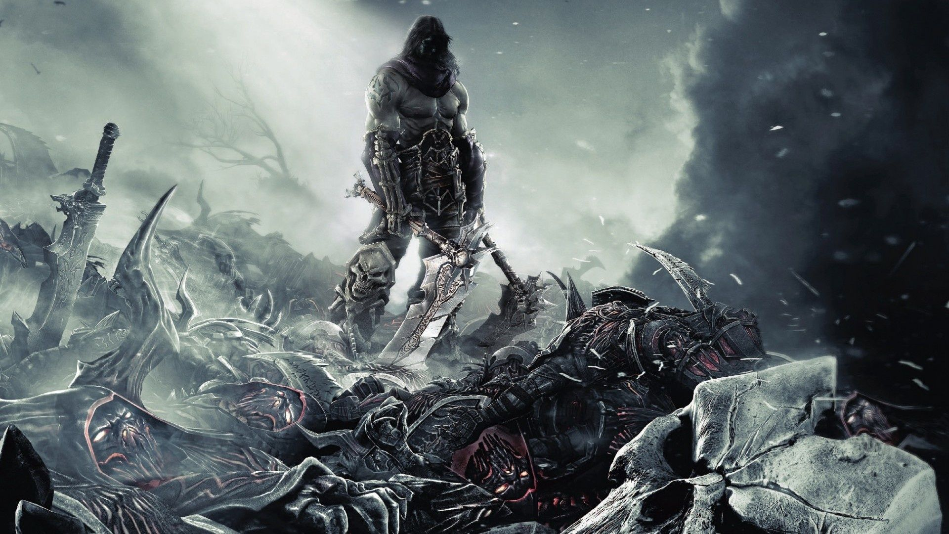 Darksiders 2 Wallpaper Related