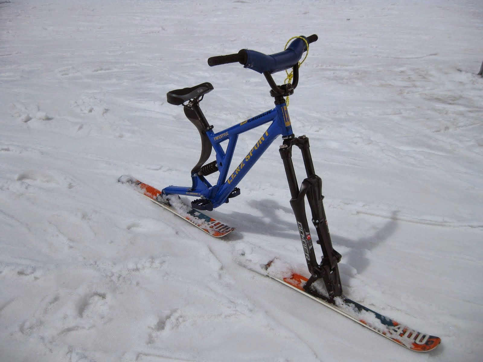Winter Park Resort Ends Their Skibike Program Skibike Colorado