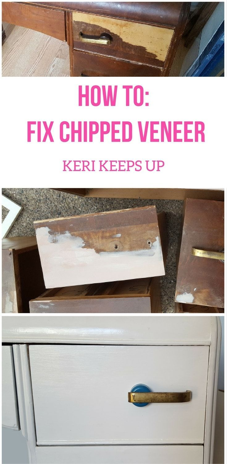diy furniture refinishing projects. Do You Have Antique Wooden Furniture With Chipped Veneer On It? Learn How To Fix Diy Refinishing Projects D