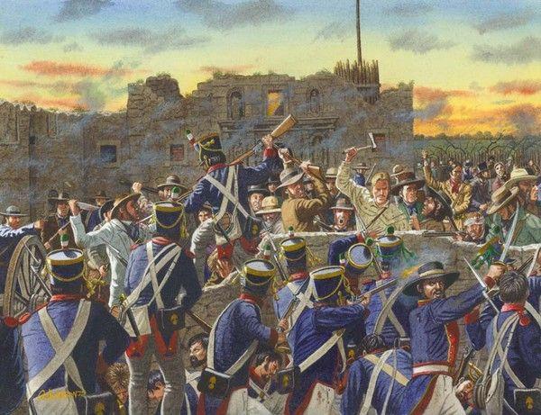 La invasión de 1846-1848. V: Reporte del Lejano Norte de México de 1821 a 1826.