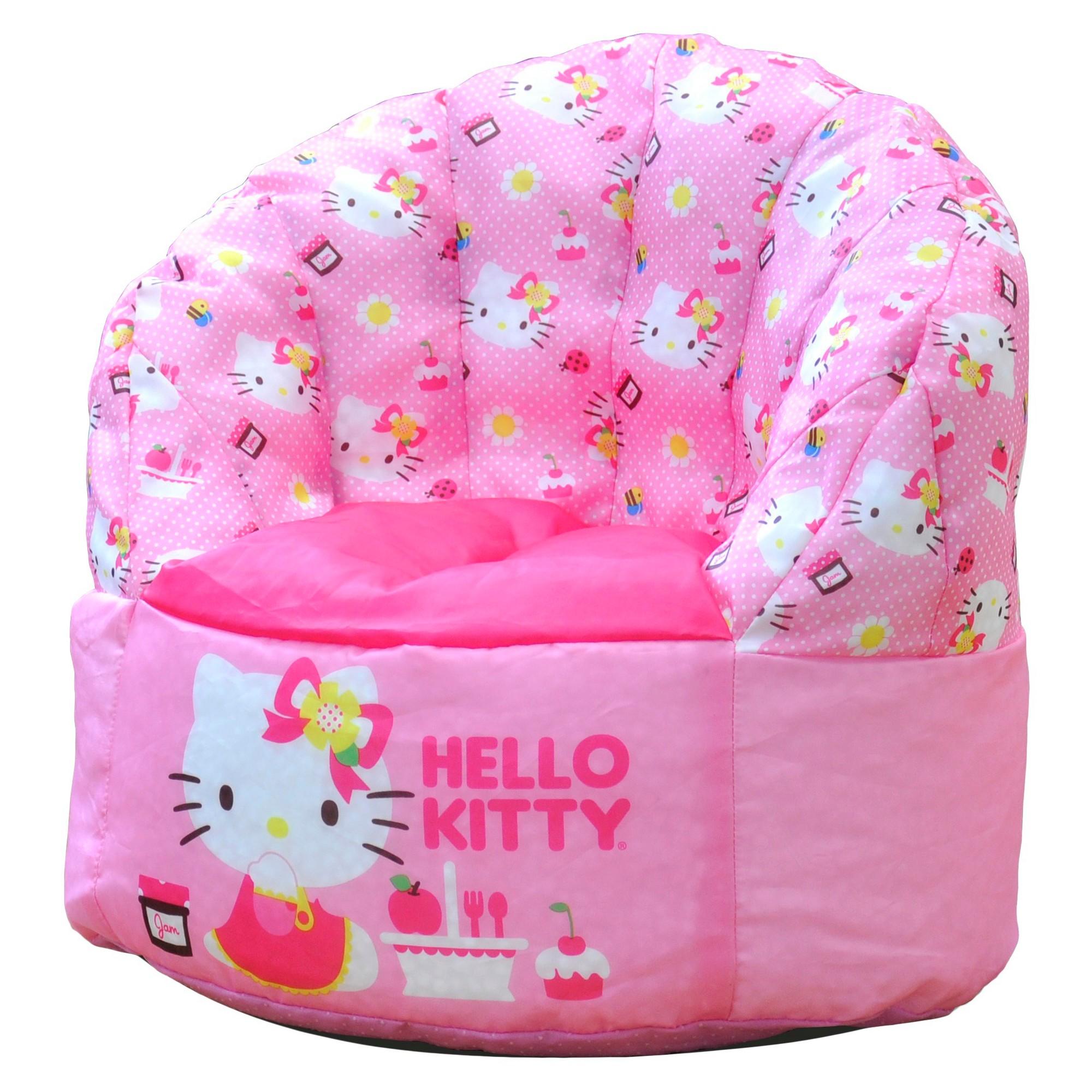 Hello Kitty Toddler Bean Bag Chair
