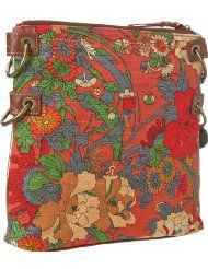 Amazon.com: sakroots artist circle flower power: Clothing & Accessories